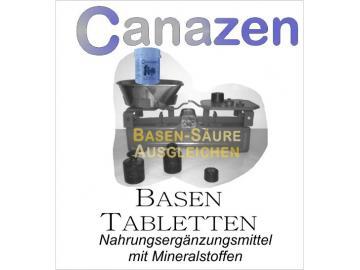 Canazen Basentabletten 100 Stück
