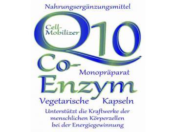 Q-10 Cell-Mobilizer 120 Kapseln vegetarisch