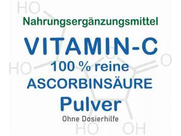 Vitamin-C Pulver 150 Gramm